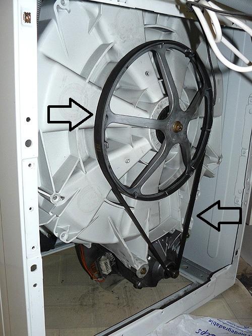 стиральной машины является